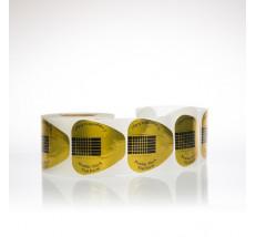 Šablony DOUBLE THICK - zesílené, papírové, zlaté