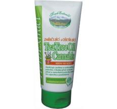 TTO a Cannabis - krém na nohy 100ml, tuba