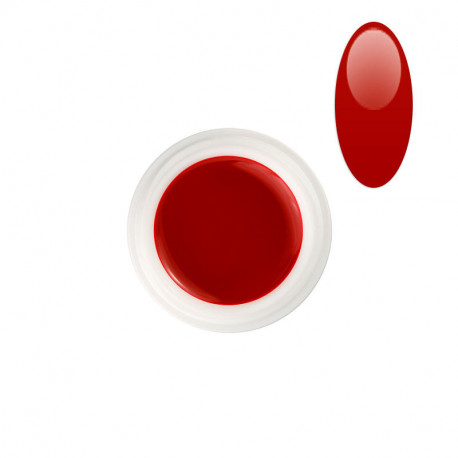 UV gel barevný NoMix! - Red wine