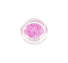 Kytičky růžovobílá