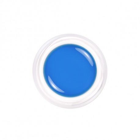 Neon modrá č.114