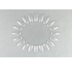 Sluníčko - vzorník pro barvy gelů, laků - čirý