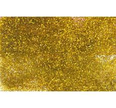 Třpytkový prach zlatý