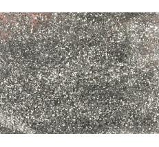 Třpytkový prach stříbrný