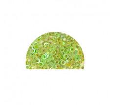 Šestihrany duté zelené