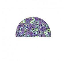 Šestihrany duté fialové