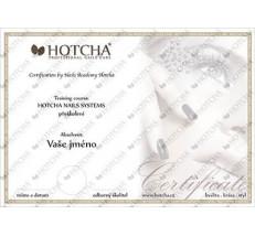 Kurz - přeškolení na Hotcha Nails Systems