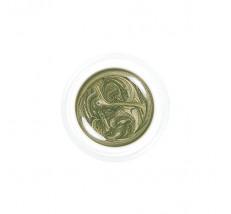 Metalická Smaragd Green (farebný UV gél)
