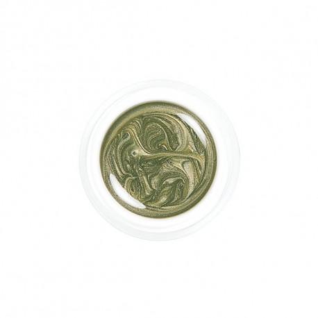 Metalická Smaragd Green (barevný UV gel)