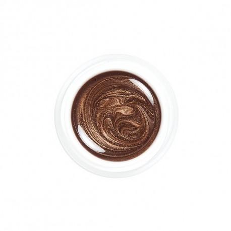 Metalická Havana Bronze (barevný UV gel)