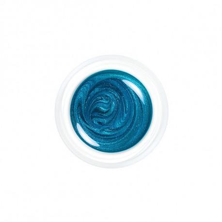 Titanium Blue Lagune (barevný UV gel)