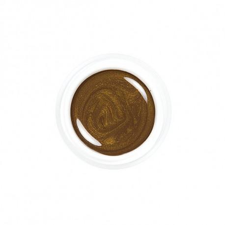 Titanium Golden Brown (barevný UV gel)