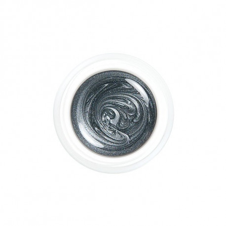 Titanium Silver (barevný UV gel)