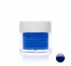 Blue cover (barevný akryl)