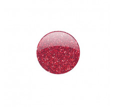 Red glitter (barevný akryl)