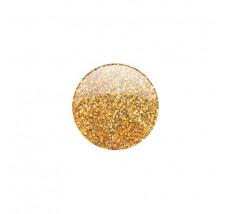 Gold glitter (barevný akryl)