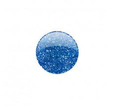 Blue glitter (barevený akryl)