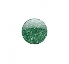 Green glitter (barevný akryl)