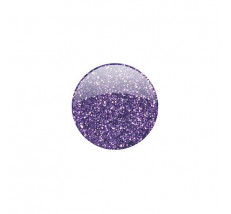 Violet glitter (barevný akryl)