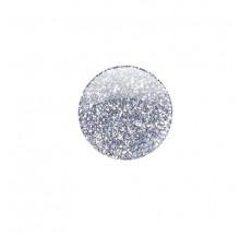 Silver glitter (barevný akryl)