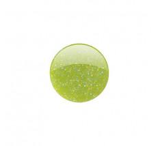 Lime green shimmer (barevný akryl)
